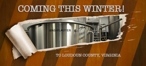 Old Ox Brewery - Coming to Loudoun County Winter 2012