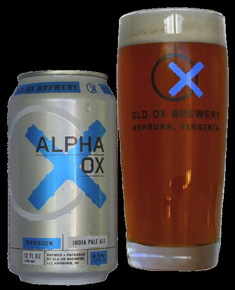 Old Ox Alpha Ox IPA