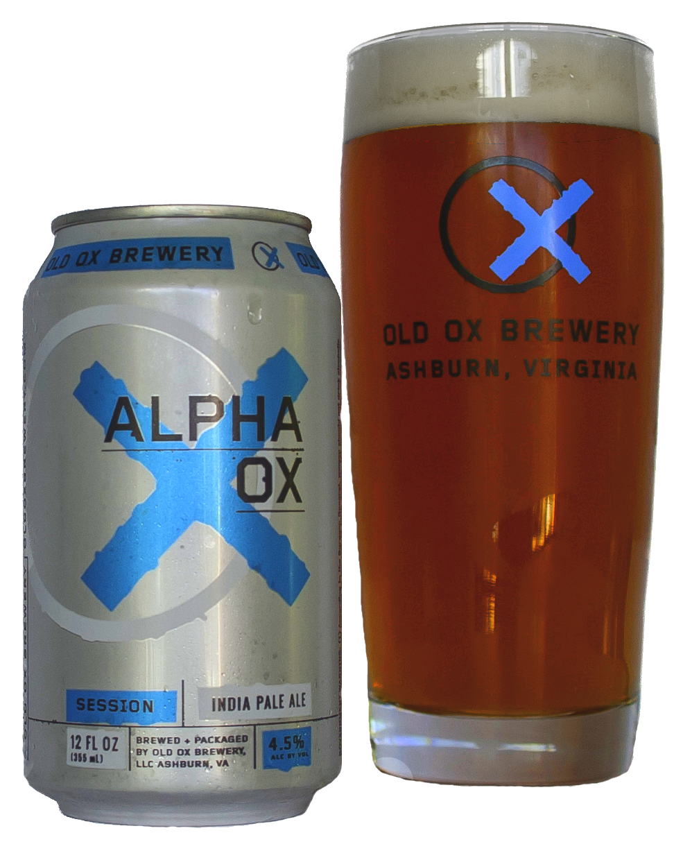 Old Ox Alpha Ox IPA