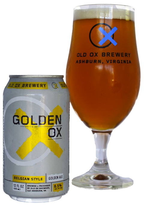Old Ox Brewery Golden Ox