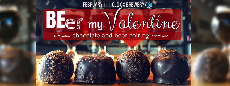 Beer My Valentine 2017 Old Ox