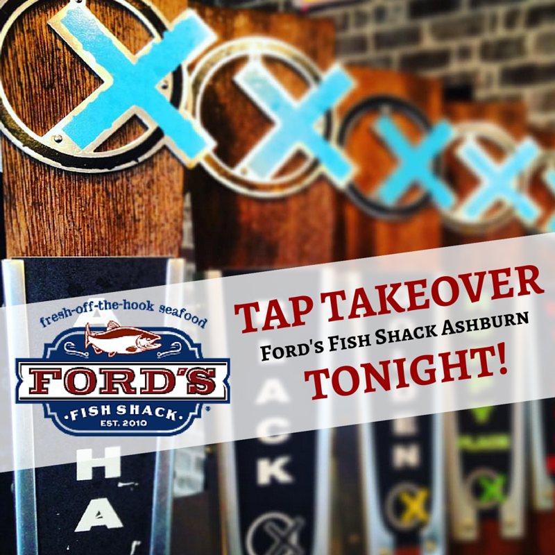 Fords Fish Shack Tap Takeover