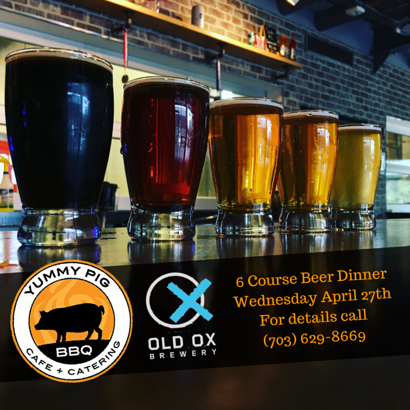 6 Course Beer Dinner