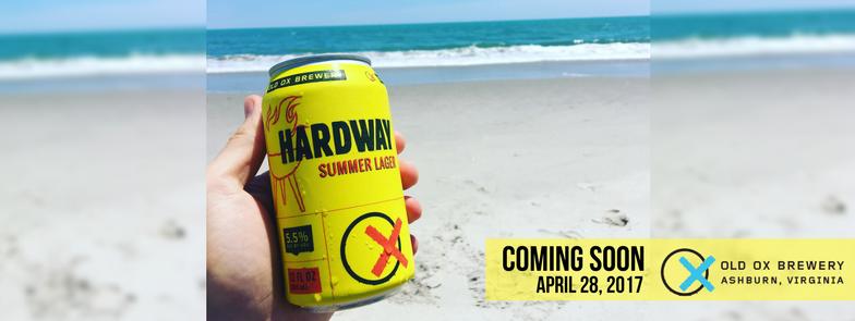 Hardway Summer Lager