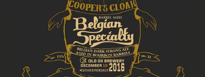 Cooper's Cloak Barrel Aged BS