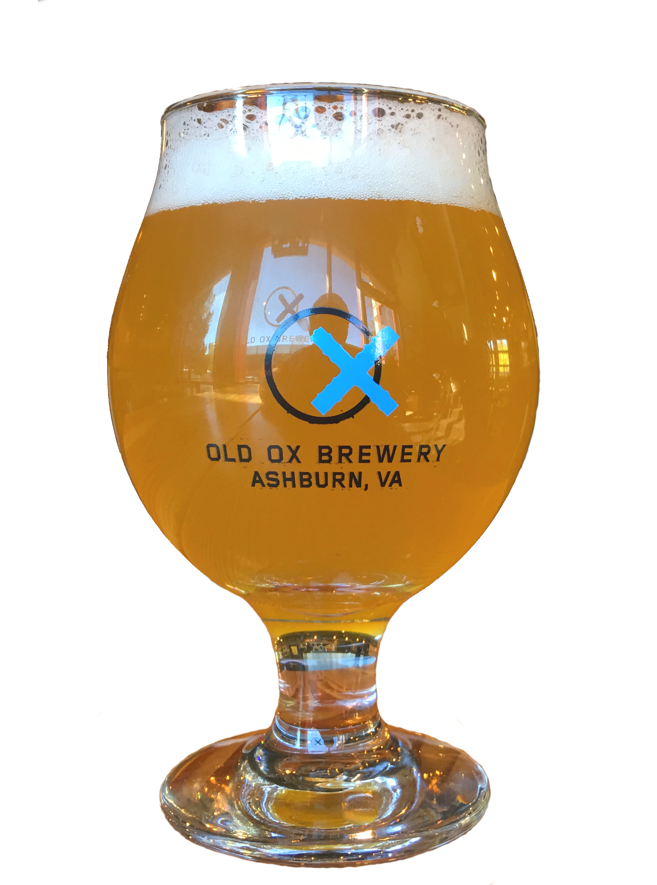 Old Ox White Grape Sour