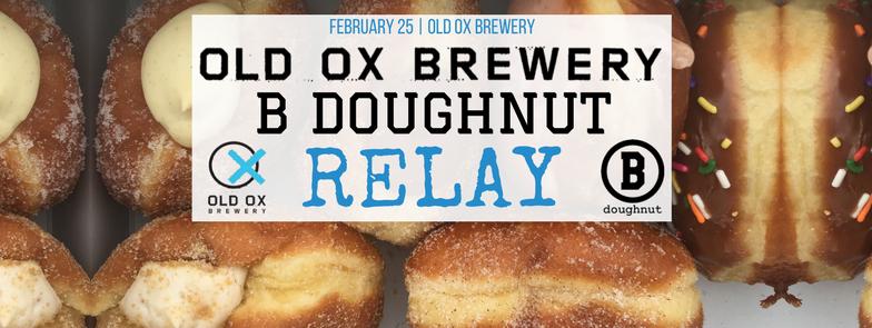 doughnut relay