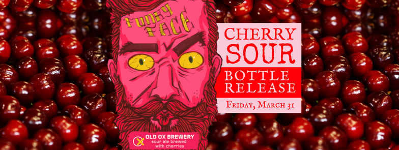 Funky Face Cherry Sour