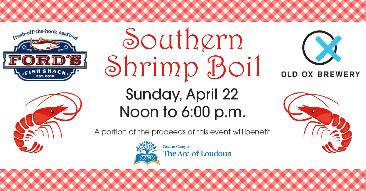 Southern Shrimp Boil – Old Ox Brewery | Washington DC Brewery in