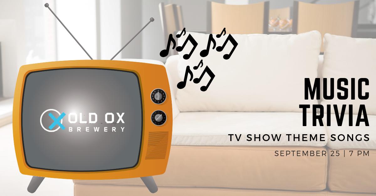 Music Trivia! – Old Ox Brewery | Washington DC Brewery in Ashburn, VA